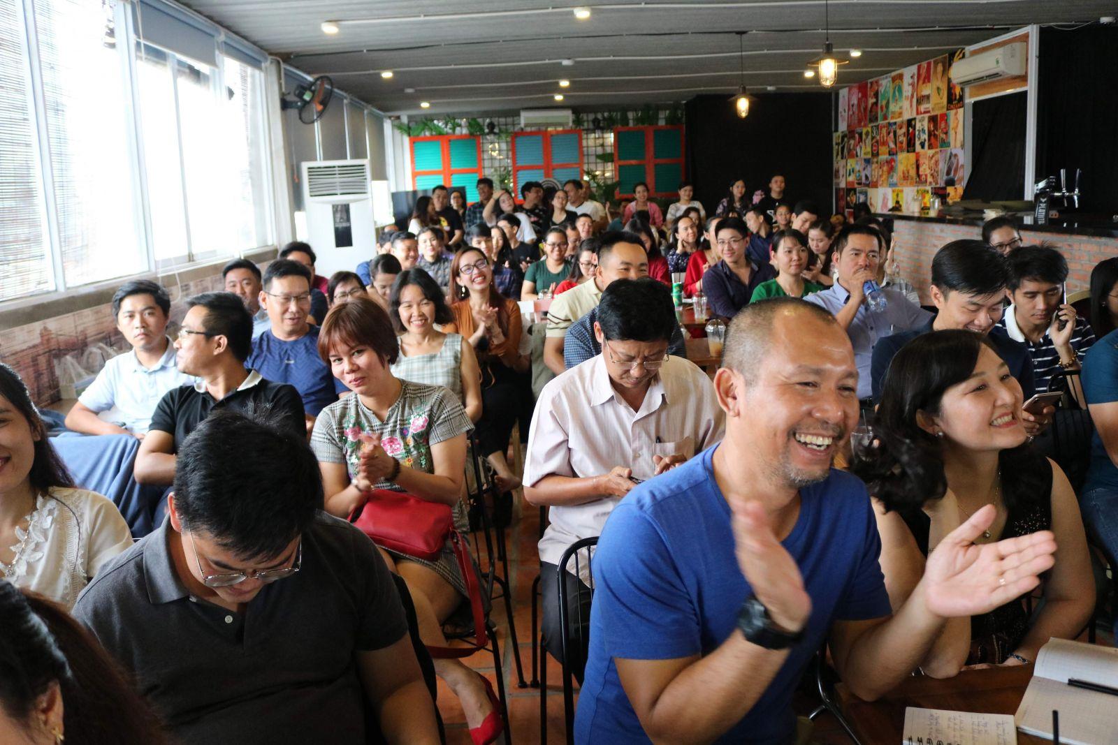 Talkshow Happy Cafe tháng 09/2018 - GIẢI QUYẾT MÂU THUẪN NỘI BỘ BẰNG NĂNG LƯỢNG TRÍ TUỆ