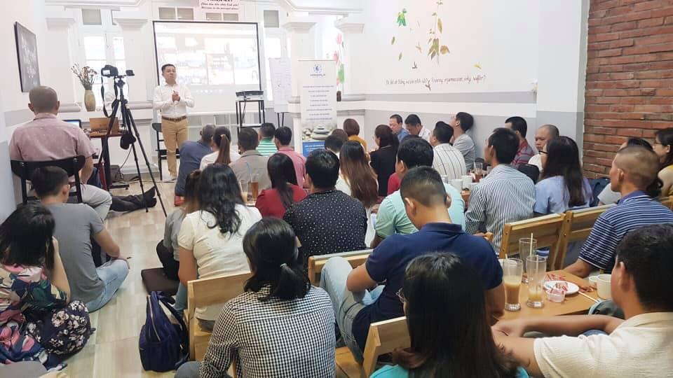 Talkshow Mandala Cafe Tháng 11/2020 đã diễn ra thành công