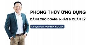 PHONG THỦY ỨNG DỤNG DÀNH CHO DOANH NHÂN & QUẢN LÝ - KHÓA 40 HN